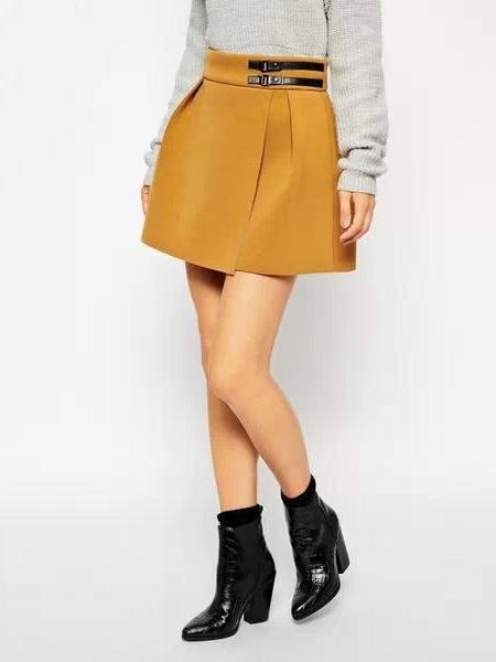 College girls mini skirt valuable
