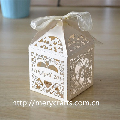 Gold Indian Wedding Favor Boxes Laser Cut Muslim Gift Box Romantic Wedding Boxes View Indian Wedding Favor Boxes Mery Product Details From Jinan