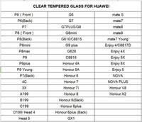 Phone Accessories 2017 For Huawei Gr5 Anti Fingerprint Anti Oil ...