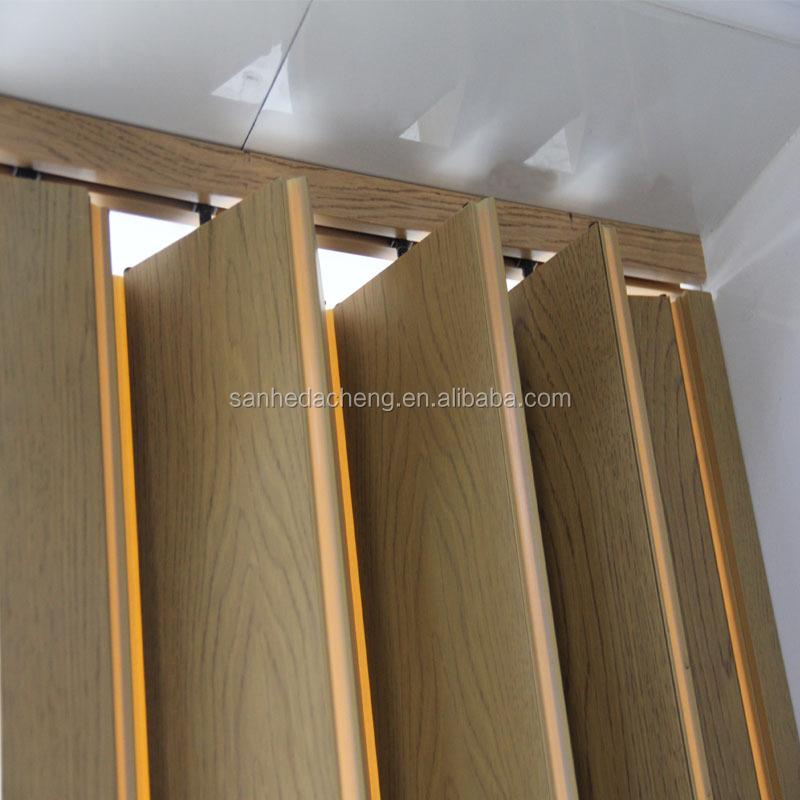 Pvc folding door pvc accordion door pvc sliding door for cabinet buy pvc folding door pvc - Accordion kitchen cabinet doors ...