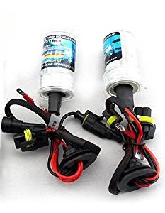 HID Xenon 2 Lampen bulbs H11-35W-6000K 12V 24V New Top!