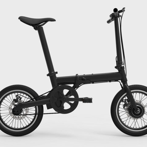 adult 16 inch electric folding bike 36v 500w battery ebike portable folding electric bike