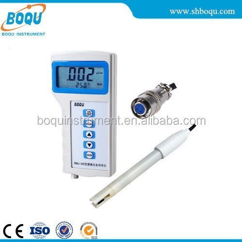 Hand Tpye EC Tester LCD Display DDBJ-305 Pro fessional Portable Conductivity Meter