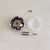 High quality Variator gear for scooter 50cc gy6 reverse gear
