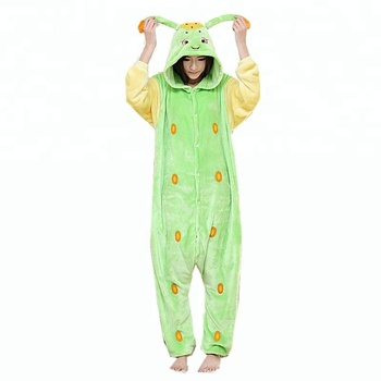 60ed929be5e2 Custom made Caterpillar one piece pigiami per adulti one piece pigiama