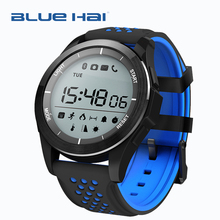 Private Model Smart Sport Watch 30 Meters Water Depth Waterproof IP68 Smart Watch Camera for Men