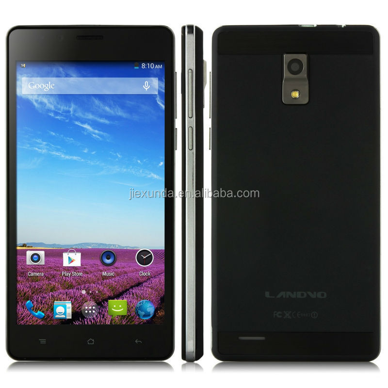 5 inch Cheap 8 core MTK6592 3G mobile phone LANDVO L550