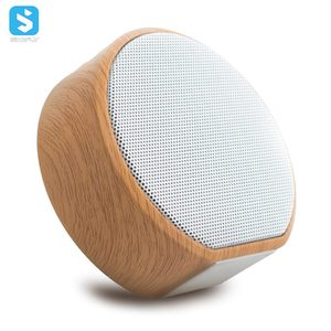 Portable wireless sound system speakers