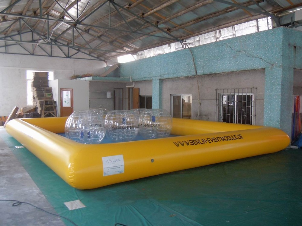 3ft deep pvc tarpaulin large adult inflatable swimming pool for family use buy large for Inflatable swimming pool buy online india