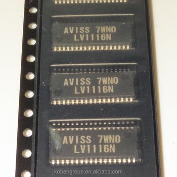 Fonkelnieuw Lv1116n Surround Processor Ic - Buy Lv1116n Product on Alibaba ZC-24