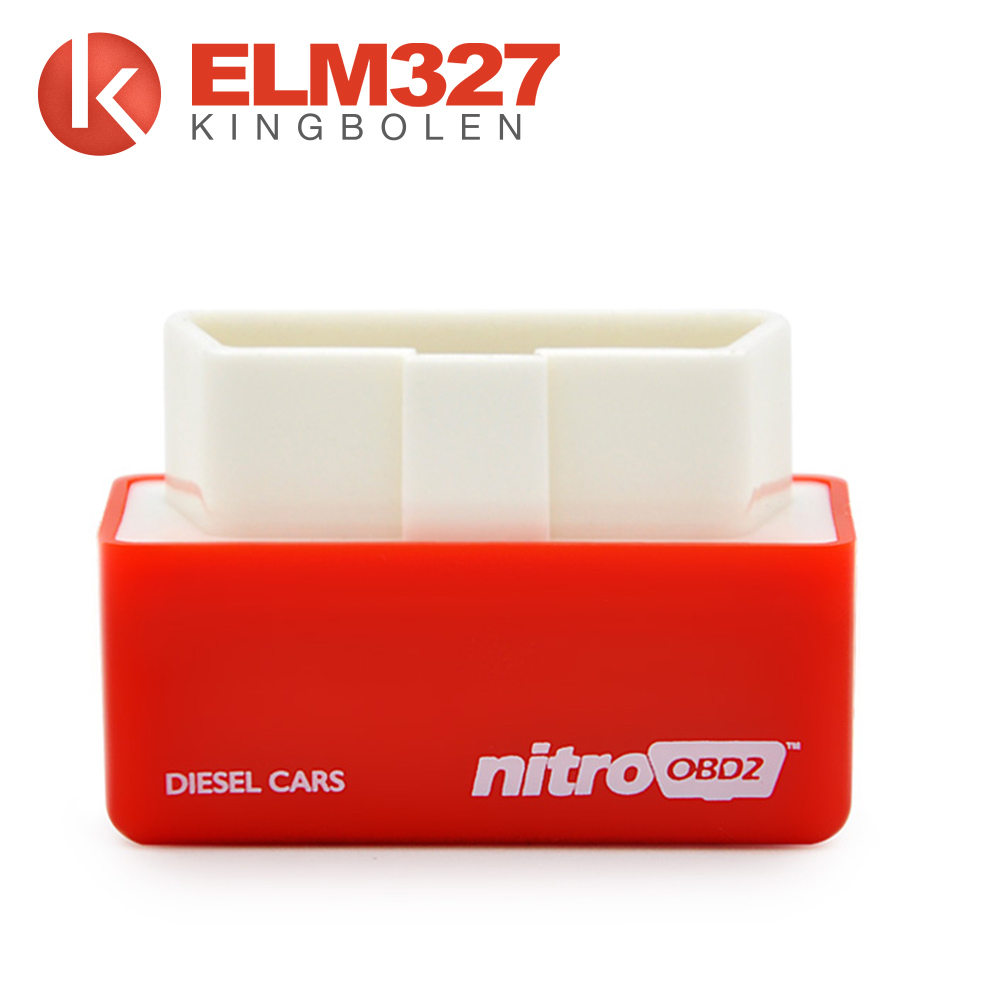 elm327 Nitro obd2 DIESEL Chip Tuning Box changing signal form ECU