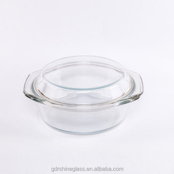 New Products Pyrex Gl Microwave Oven Safe Cookware