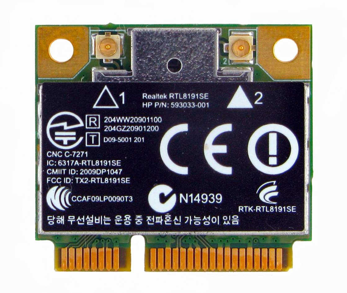 hp 2000 realtek wireless driver