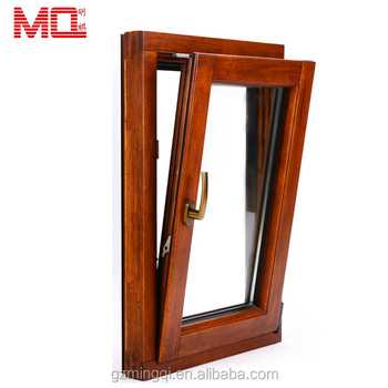 High quality small aluminium tilt and turn windows