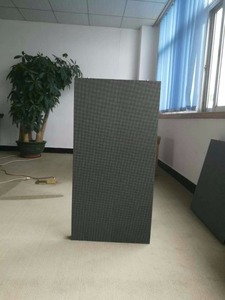High Definition P3.91 P4.81 P5.95 500 X 1000mm Outdoor Rental LED Display Screen