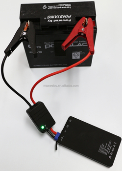 2015 Latest Car Jump Starter With Short Circuit Protection Buy Car
