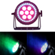 7pcs 6 in 1 disco party light dj waterproof led effect par can china