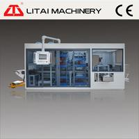 Low price excellent quality automatic disposable automatic food container machine