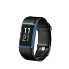 2019 Waterproof Touch Screen Ziva Plus Smart Bracelet With Heart Rate Monitor Smart Wristband