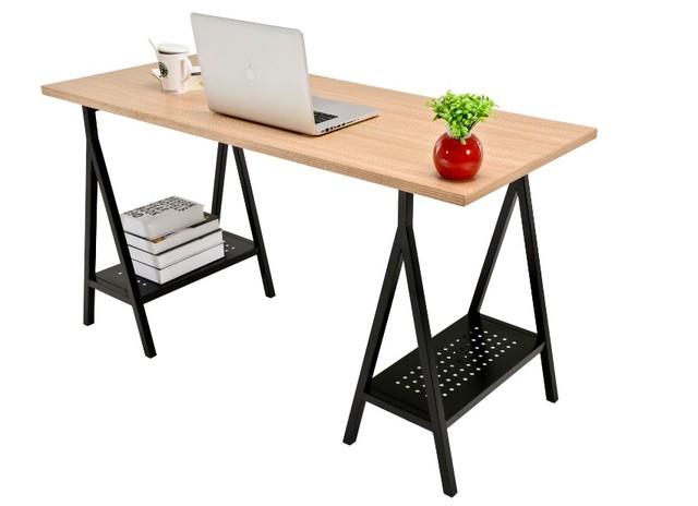 acero patas de la mesa para oficina de metal escritorio de la ...
