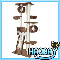 Multi layers cat playing tree fit EU standard Pet toys
