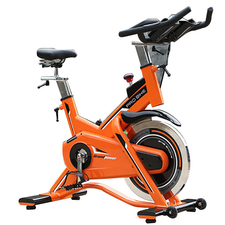 HANGZHOU BIGBANG Gym Equipment Crossfit Weightlifting Aerobic Exercise Bike Bicycle Spin Spinning Bike for adult