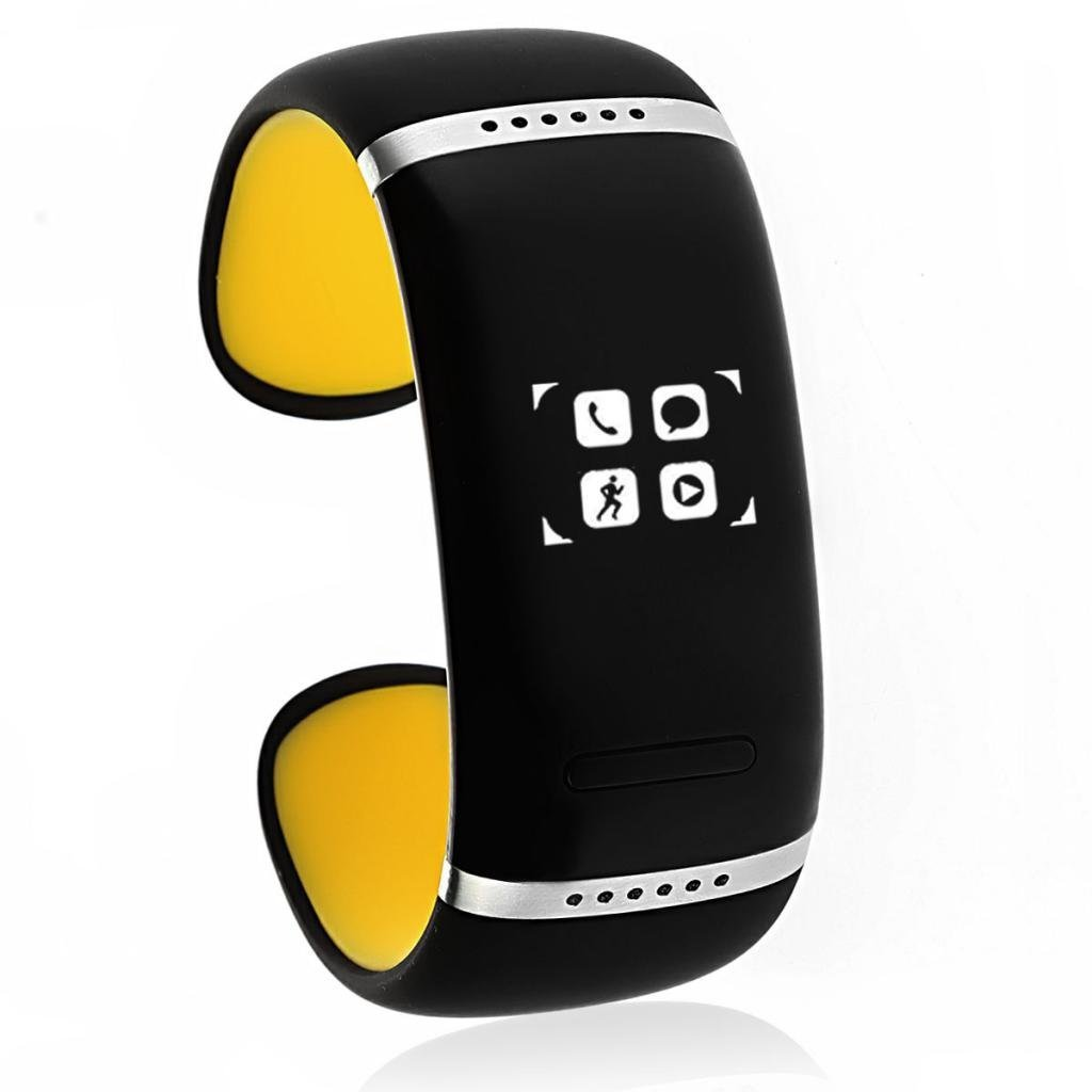 Get Quotations Tetc V3 0 Oled Touch Screen Smart Bracelet Bluetooth For Google Android Mobile Phone