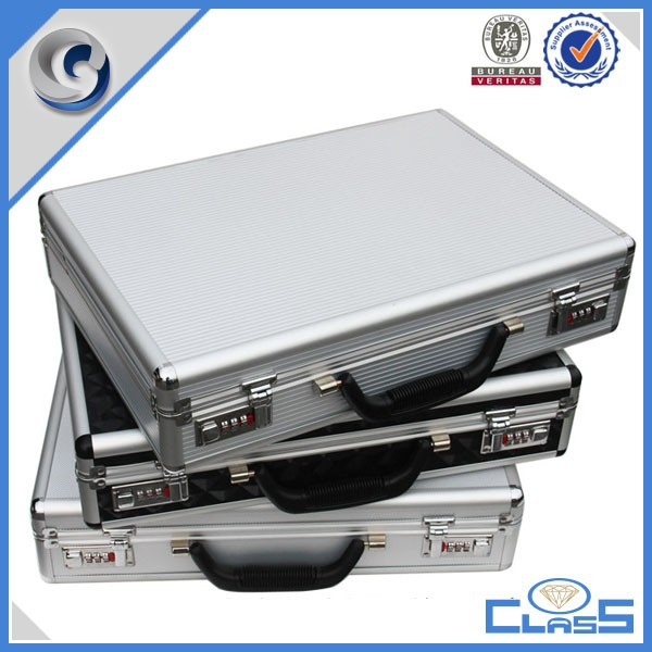 MLD-AC2849 Professional high-quality sturdy aluminum grooming tool case