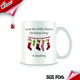 Hot Sale Best Quality Birthday Wishes Ceramic Mugs