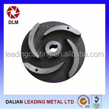 Iron aluminium sand casting agriculture machines spare parts services