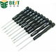 CR-V pentalobe T2 T3 T4 T5 T6 T8 PH00 PH00 PH0 Slotted triangle Torx phillips screwdrivers tools set