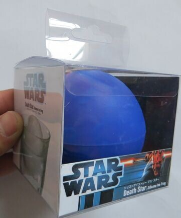 round star war silicone ice ball molds