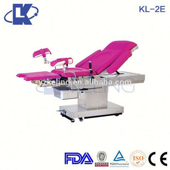 Delivery Bed For Tender Hospital Birth Bed Electric Giving Birth Bed