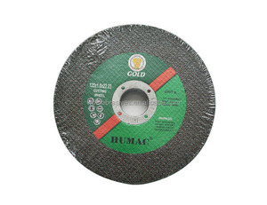 5 Inch Green Color Abrasive Cut Off Wheel Cutting Disc