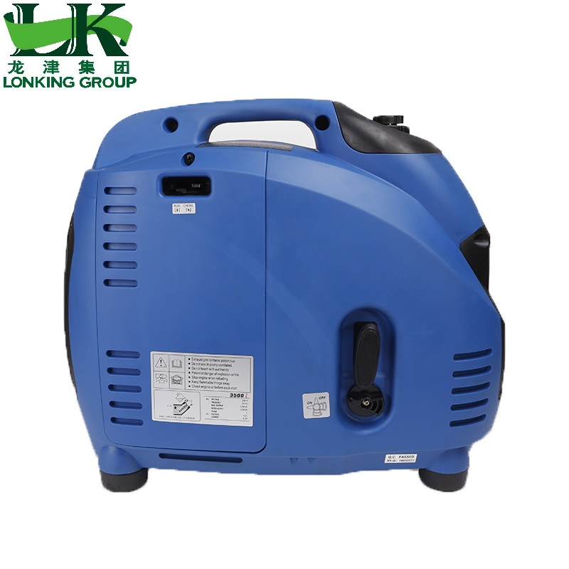 Max power 3500W inverter generators electric start generator silent gasoline generator