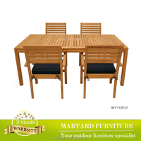 outdoor teak furniture dining set tables furniture wooden