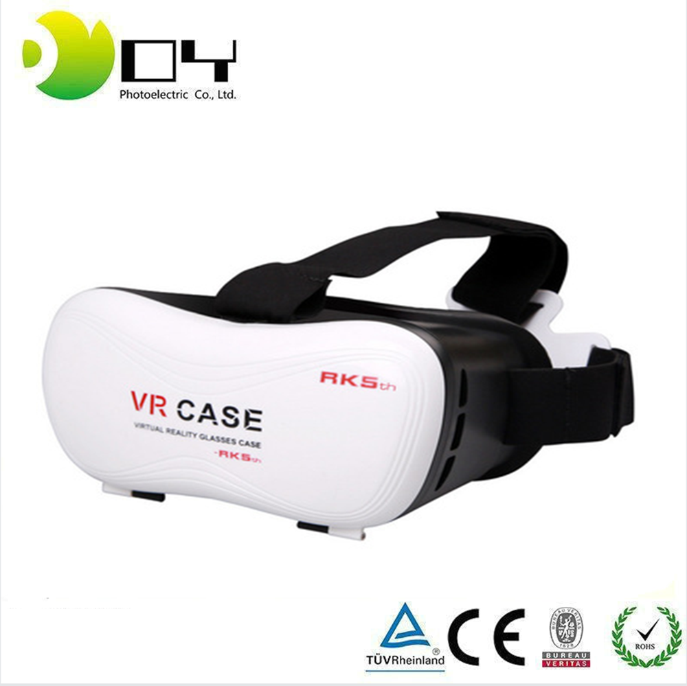 Best price Reasonable price VR case 5th Generation Distance Adjustable VR Box 3D Glasses vr headset