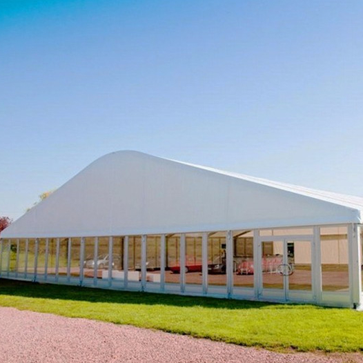20 m x 60 m Tenda Marquee Outdoor Bianco Beautiful Wedding Tenda Con La Decorazione