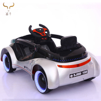12V kids plastic ride on electric car to driving MP3 input musical electric remote control kids cars for sale