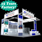 China trade stands retail display stands in Aluminum Extrusion System