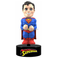 Hollywood movies Super hero with voice plastic figurines/customize design plastic collectible figurines With Sound factory