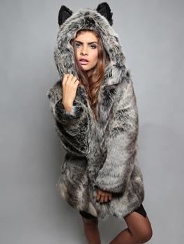 Sex in a fur coat