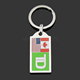 20 years experience Romantic Lover Keychains,Key Chain Parts,All Types Of Keychains