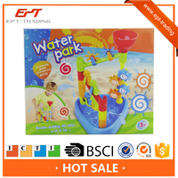 New product kids water play table set beach toy