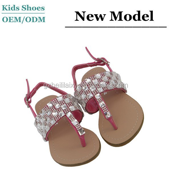 fashion slipper flip flops children sandals toddler shoes summer beach shoes for outdoor dress shoe