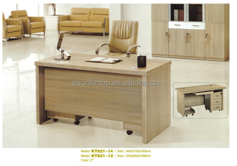 Low Price Melamine Mdf Used puter Desk Buy puter