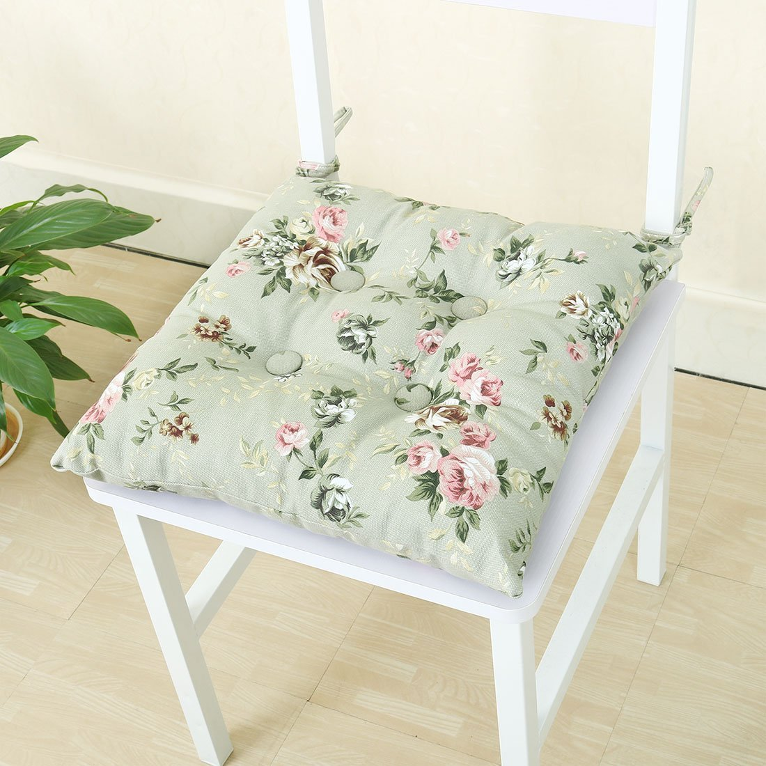 Garden&Patio Dinning Padded Cushion seat with ties