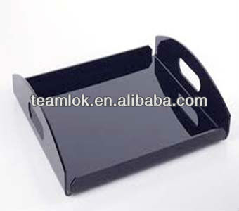 Acrylic serving tray for Hotel & Restaurant