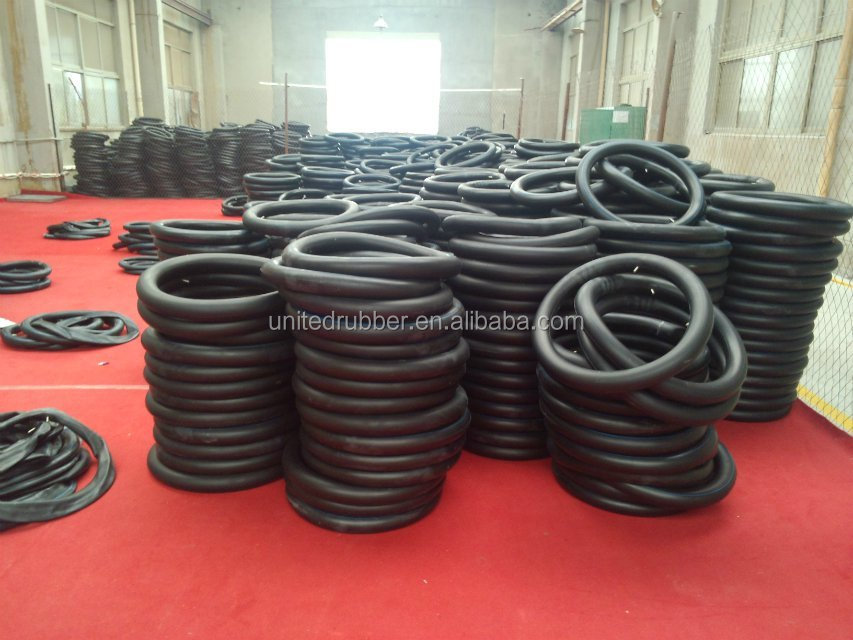 butyl motorcycle inner tube 3.25-16 3.50-16 motorcycle fork tube