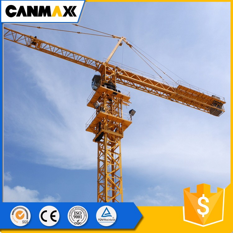 China best electric control system elmak tower crane crane